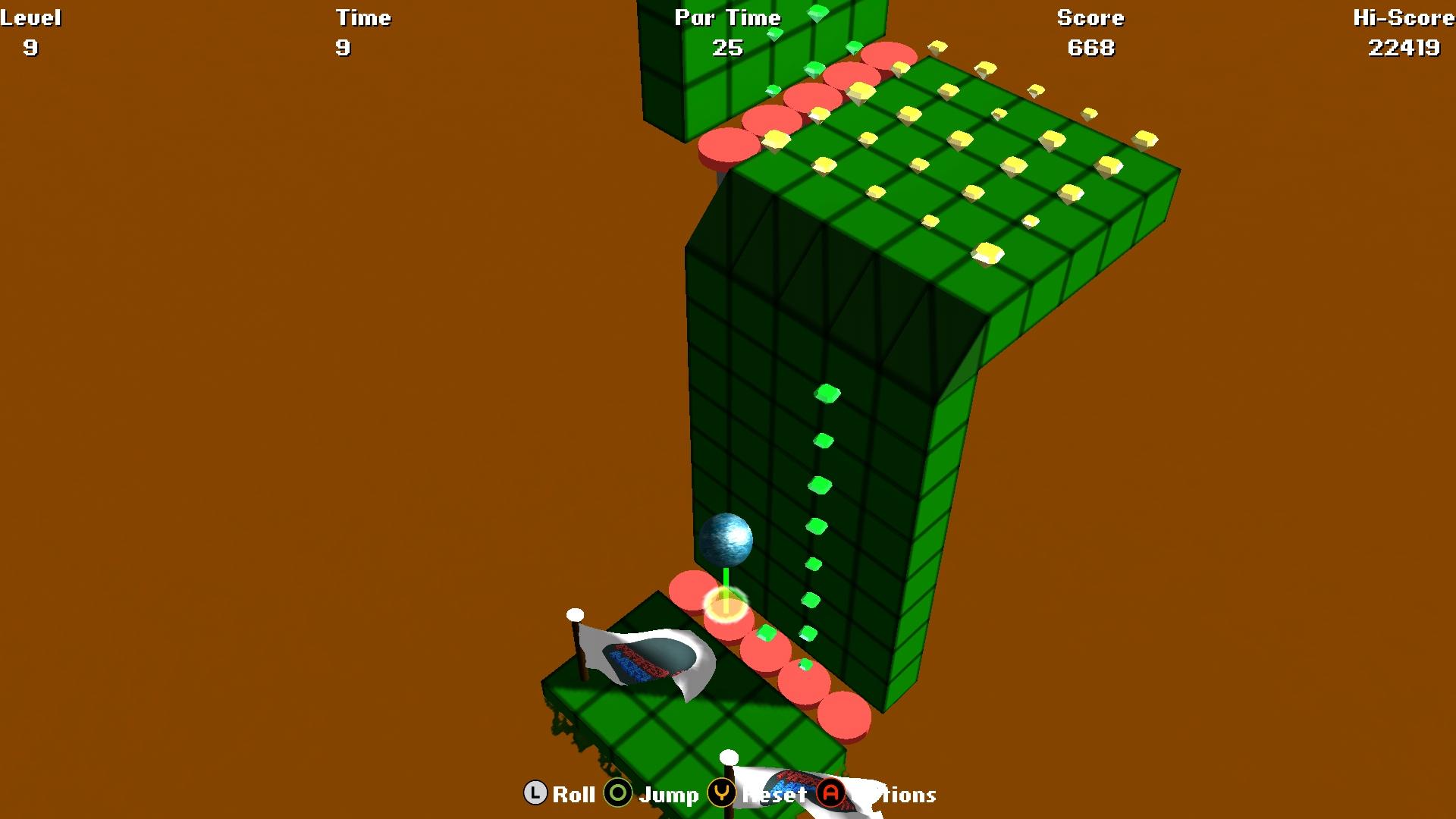 Marble World screenshot
