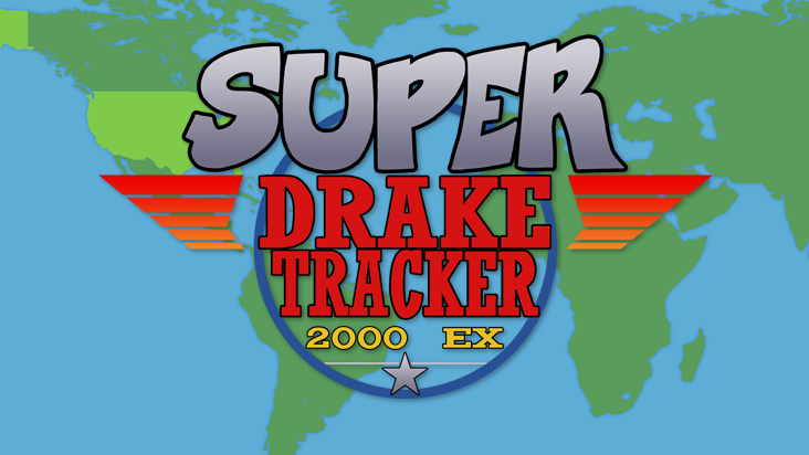 Super Drake Tracker 2000 EX