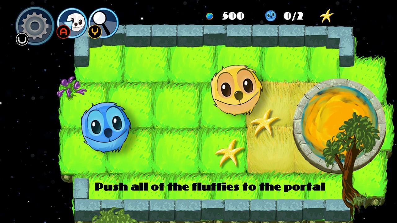 Push the Fluffies screenshot