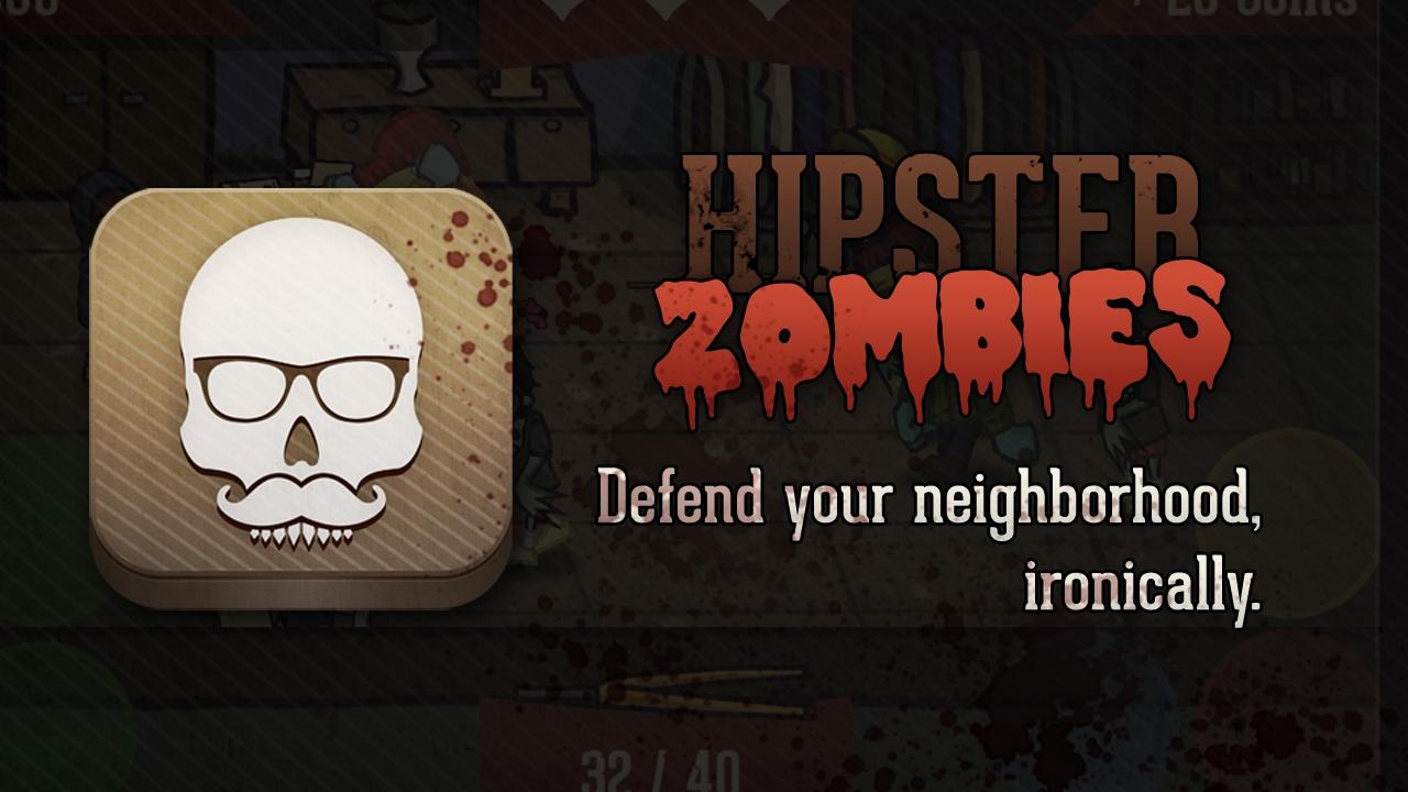 Hipster Zombies screenshot