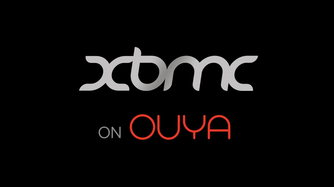XBMC on OUYA screenshot