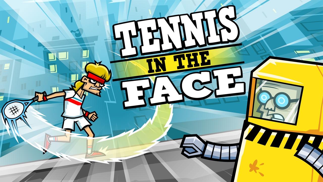 Tennis in the Face screenshot