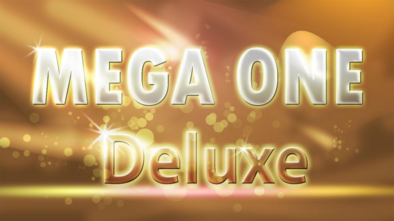 Mega One Deluxe screenshot