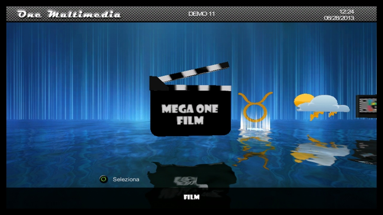 Mega One Deluxe screenshot