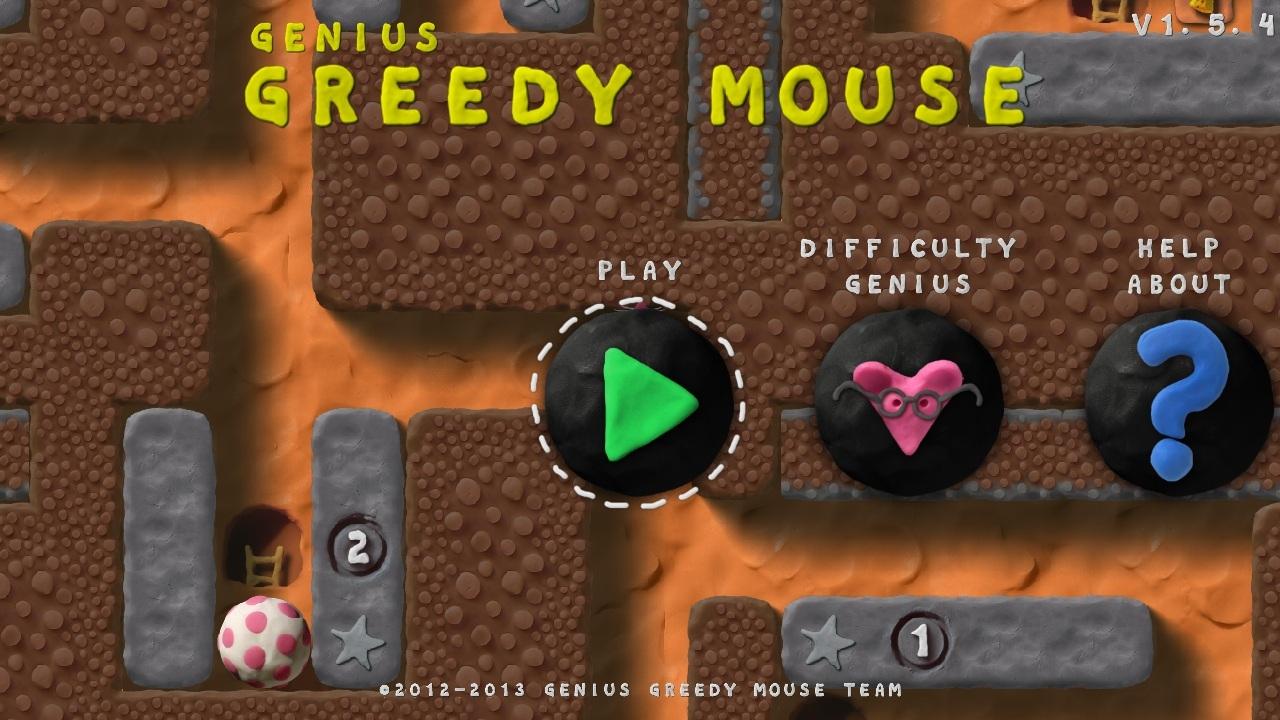 Genius Greedy Mouse screenshot