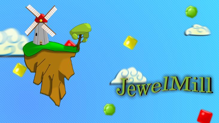 JewelMill: Sky island