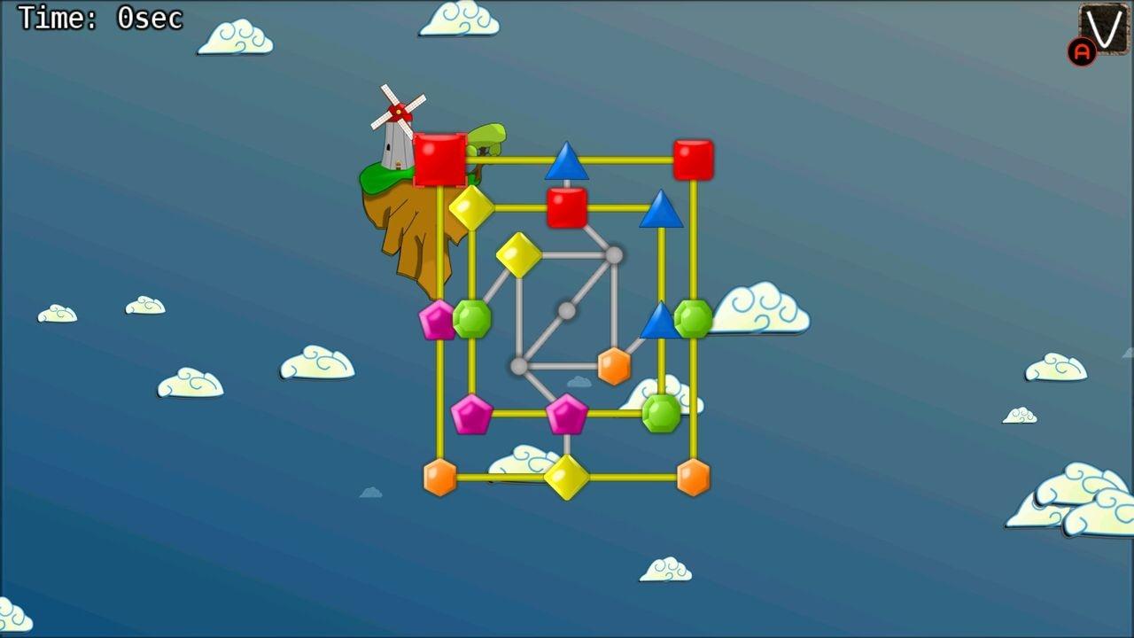 JewelMill: Sky island screenshot