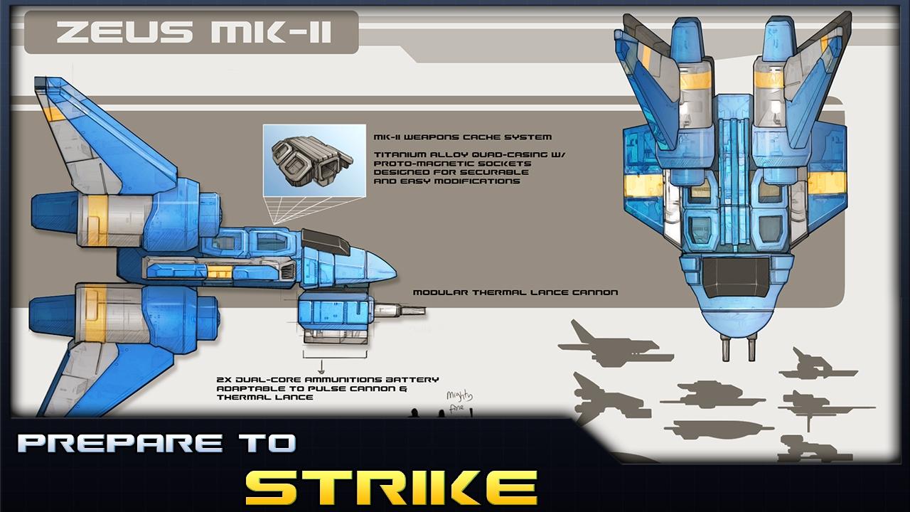 Sector Strike screenshot