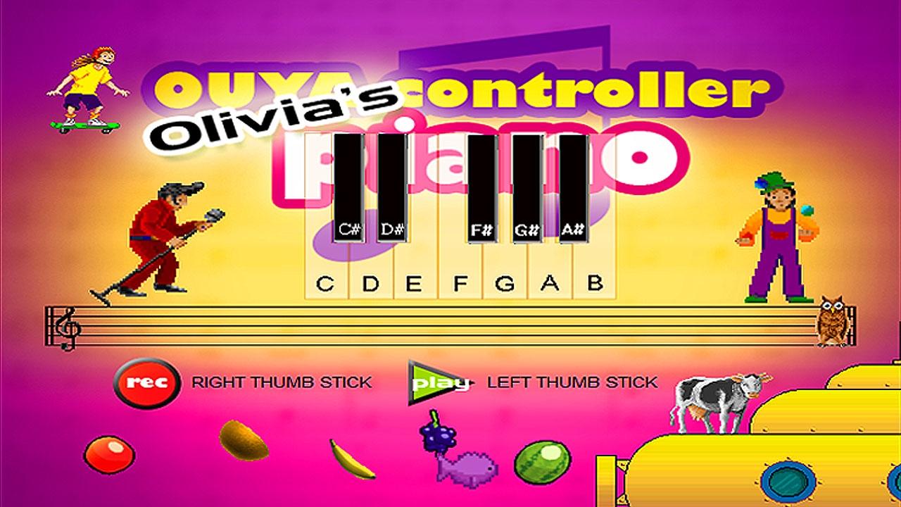 Olivia's Piano screenshot