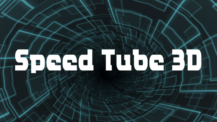 Speed Tube 3D