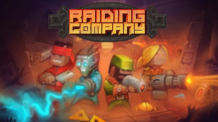 Raiding Company - Co-op Arcade Shooter!