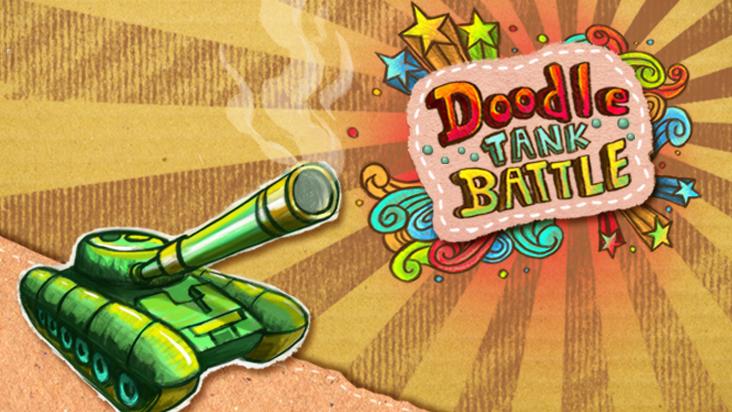 Doodle Tank Battle