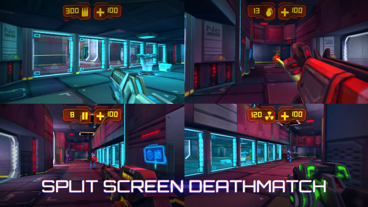 Neon Shadow screenshot