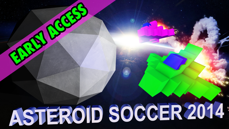 Asteroid Soccer 2014