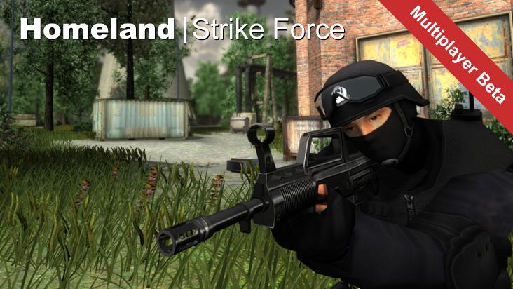 Homeland Strike Force