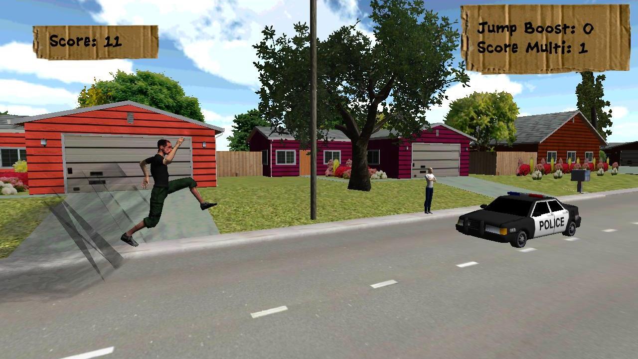 Car Jumper screenshot