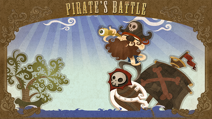 Pirate's Battle