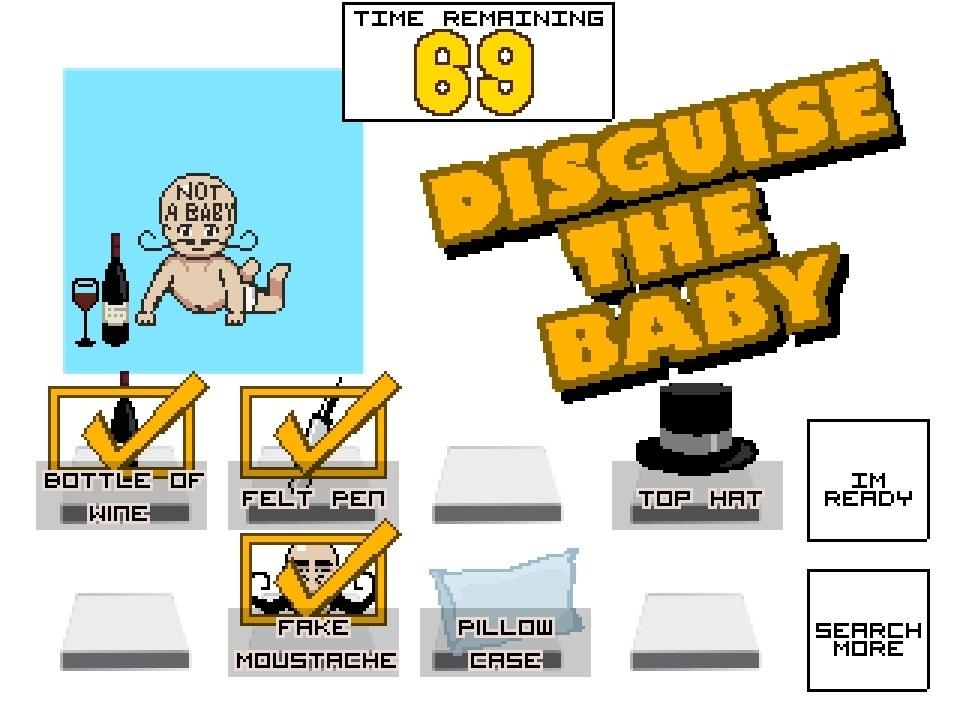 Hide The Baby screenshot