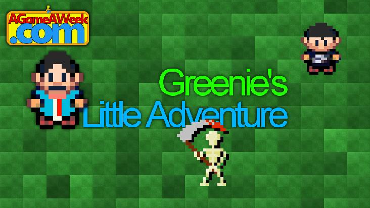 Greenie's Mini Quest
