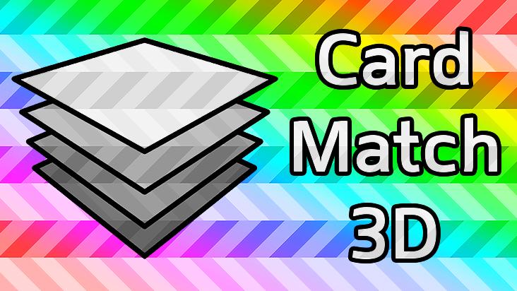 CardMatch 3D