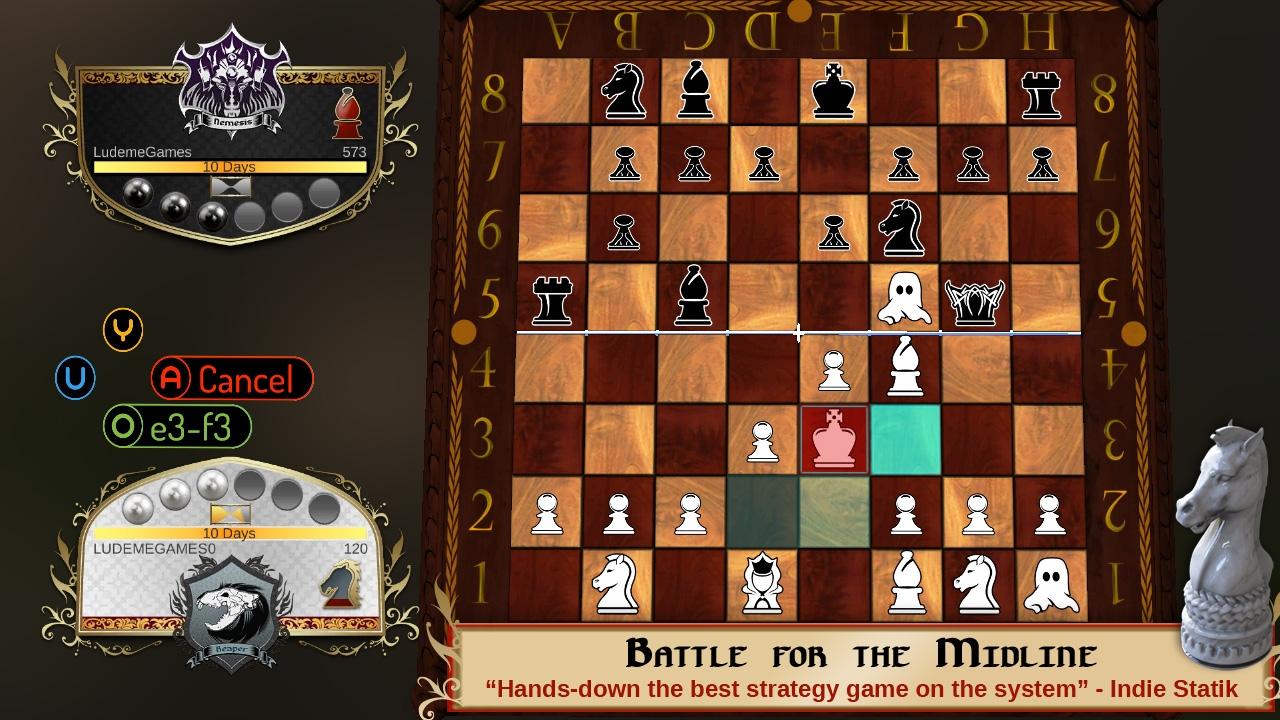 Chess 2: The Sequel screenshot