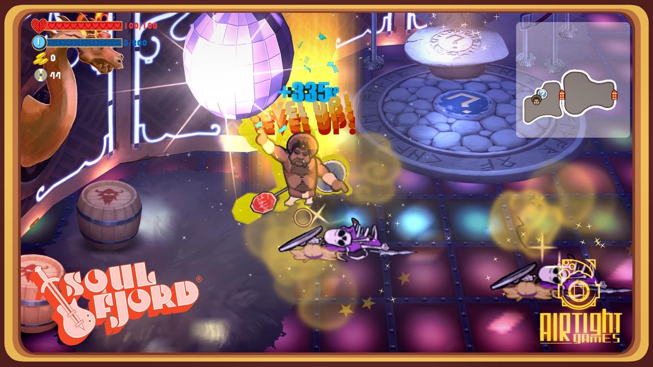 Soul Fjord screenshot