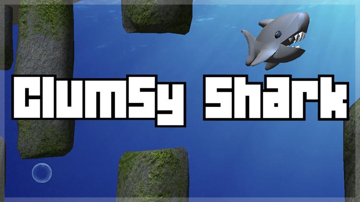 Clumsy Shark