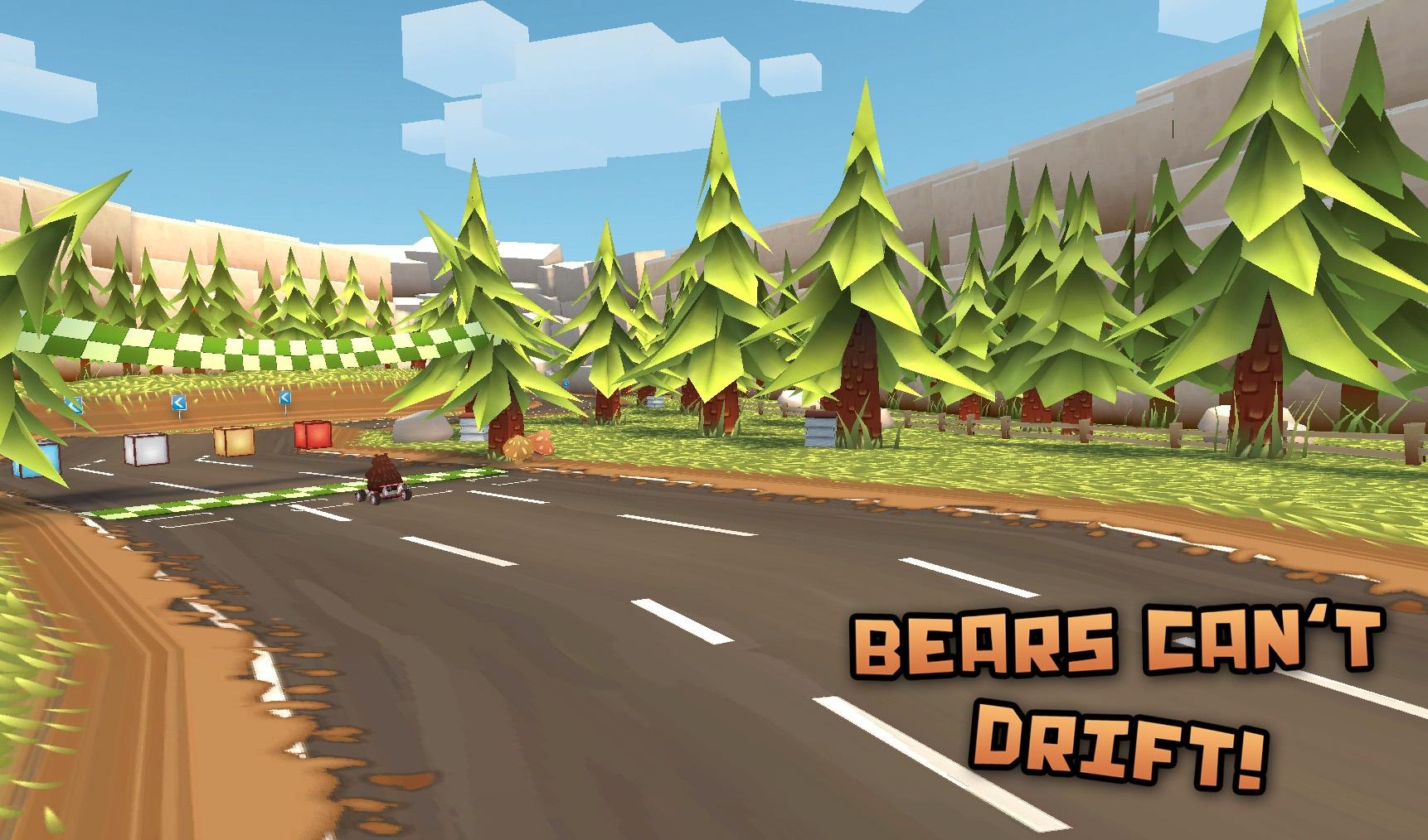 Bears Can't Drift screenshot