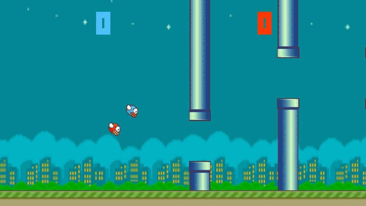 Multi Birds screenshot