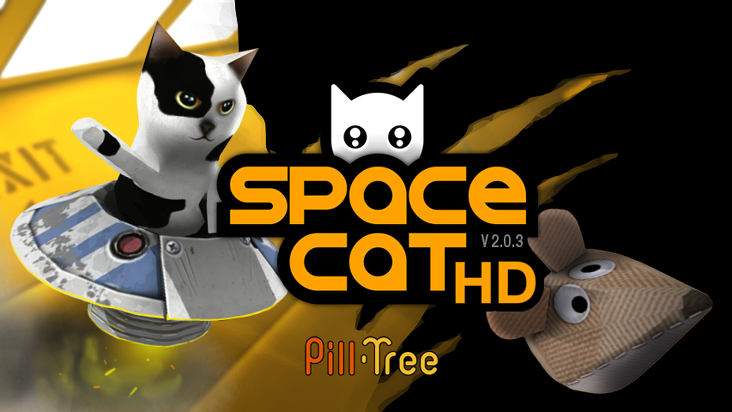 SpaceCat HD