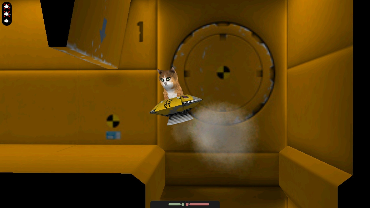 SpaceCat HD screenshot