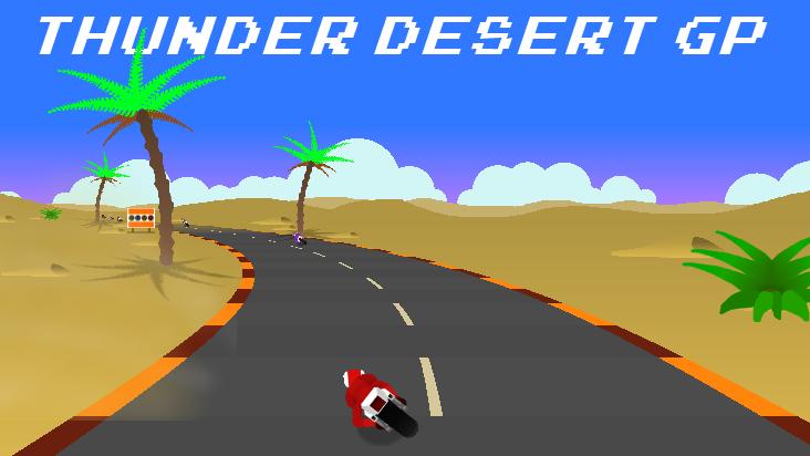 Thunder Desert GP