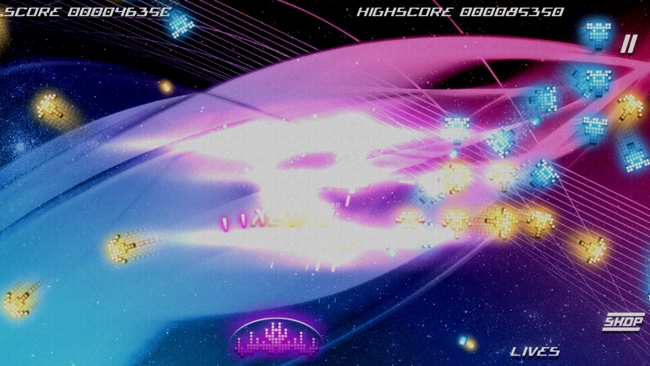Kosmik Revenge screenshot