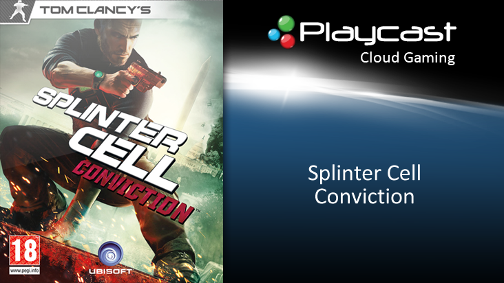 Splinter Cell: Conviction - Trial