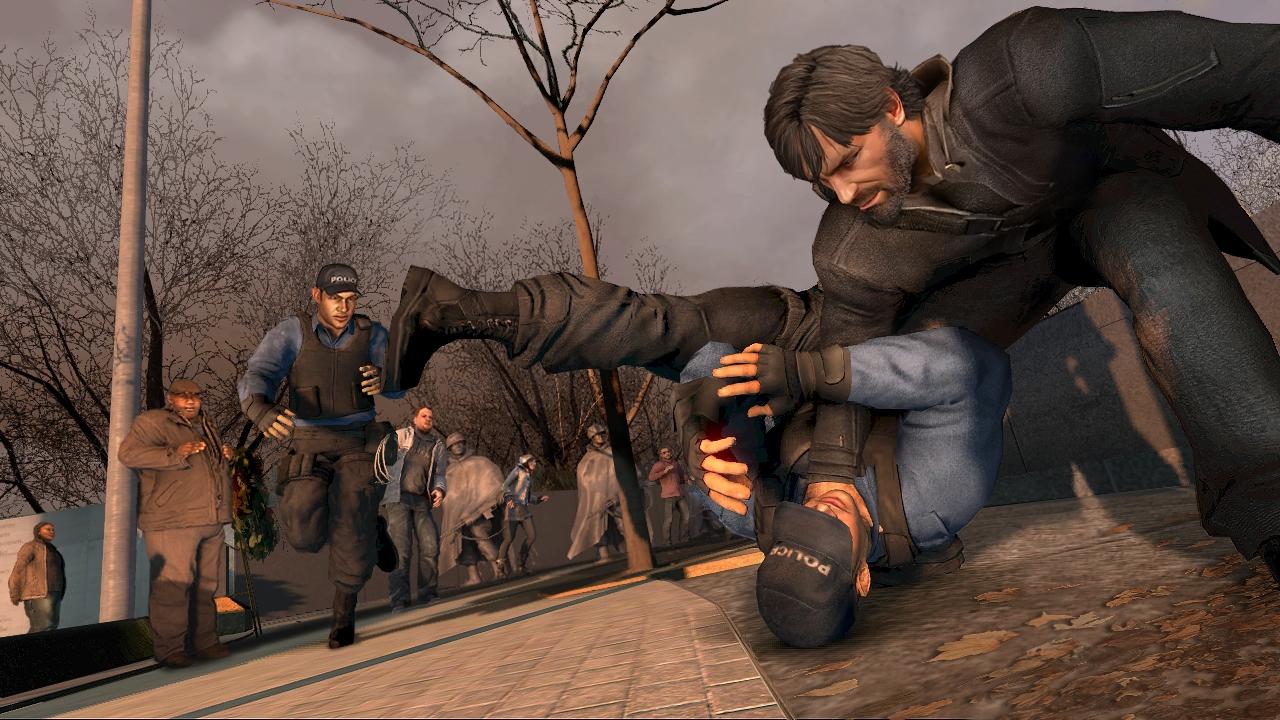 Splinter Cell: Conviction - Trial screenshot