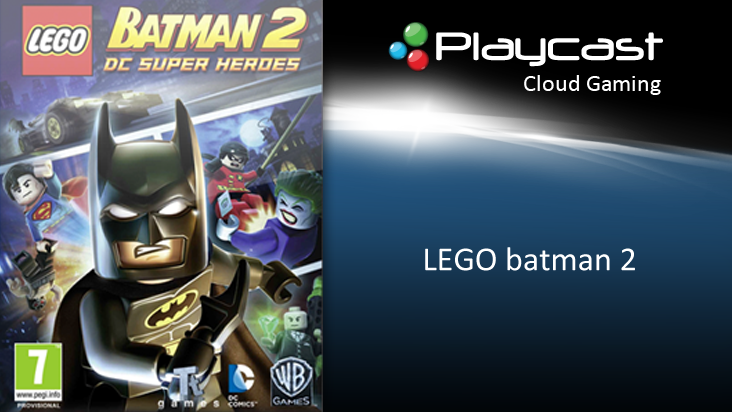 LEGO Batman 2 - Trial