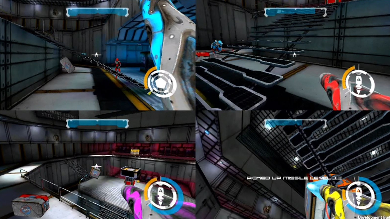 Farrah Rogue - Zero Hour screenshot