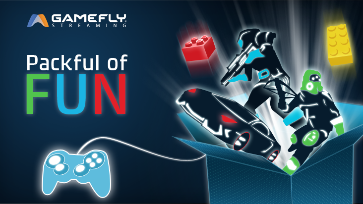 GameFly Packful Of Fun