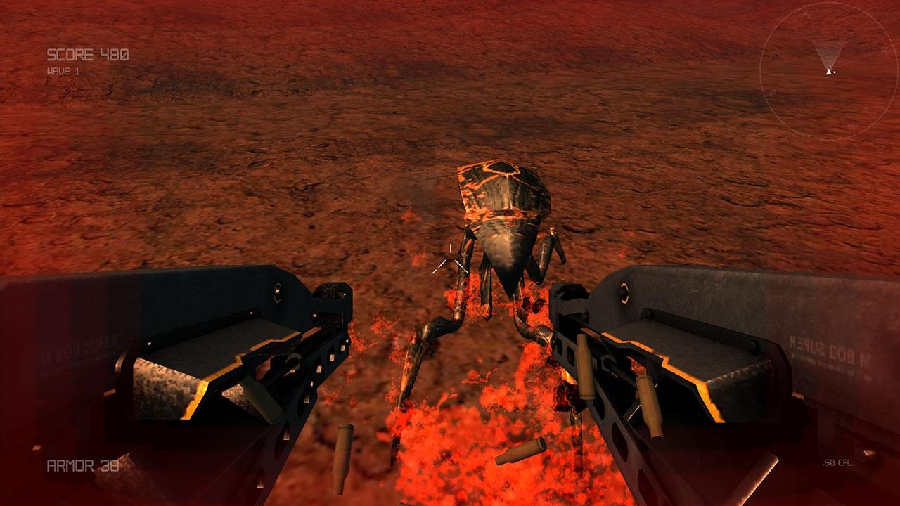 Alien Violator screenshot