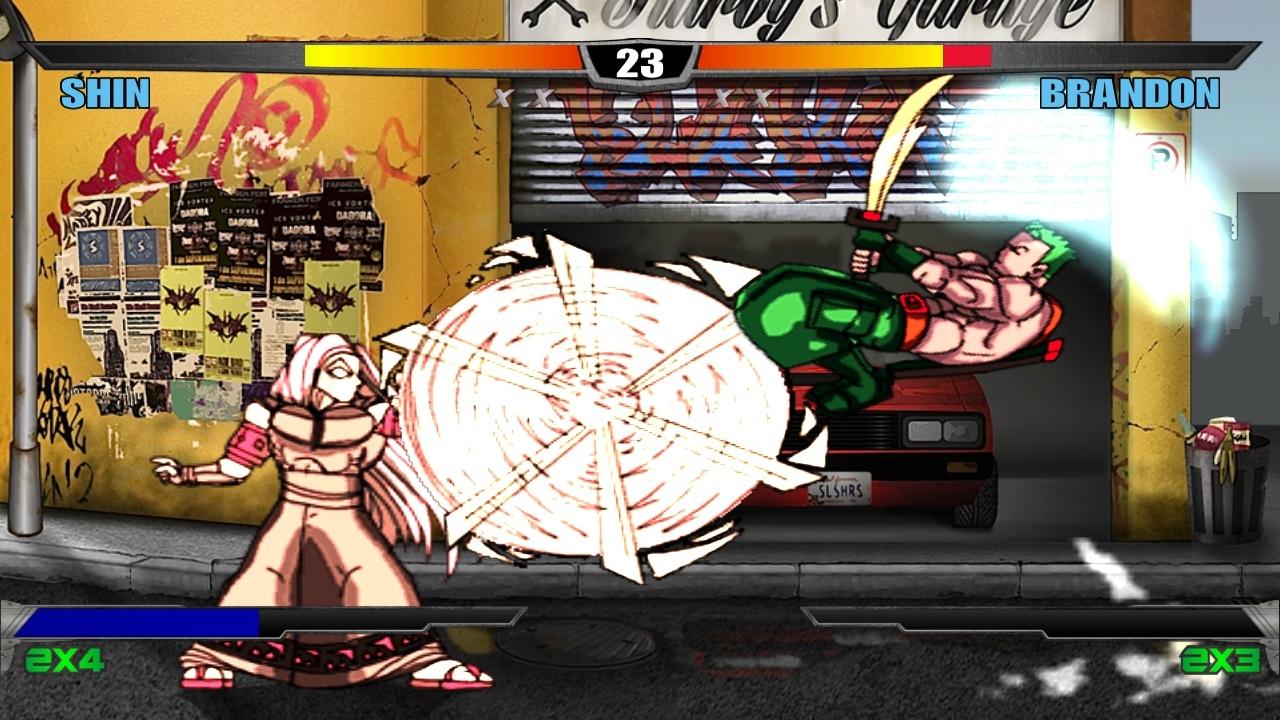 Slashers: The Power Battle screenshot