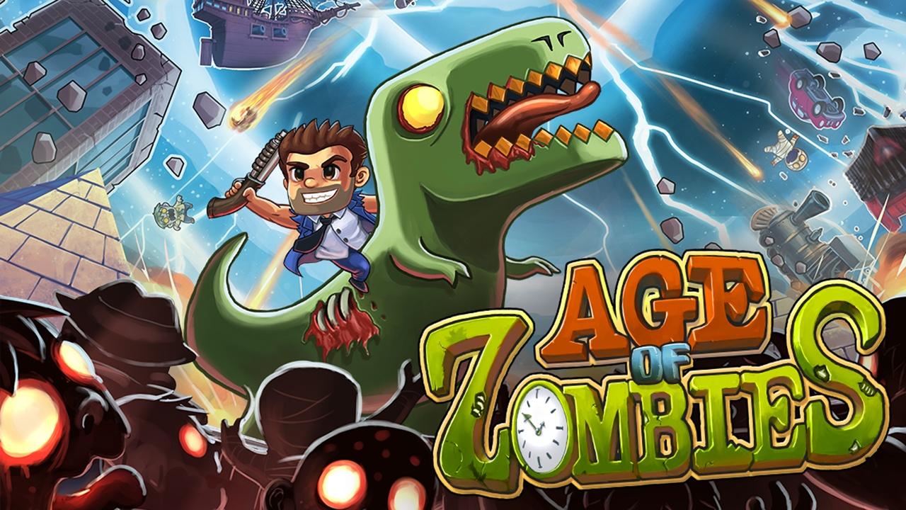 Age of Zombies screenshot