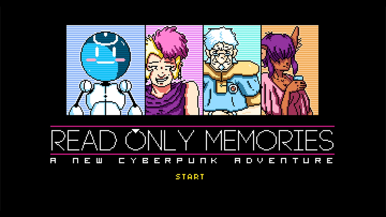 Read Only Memories - Preview screenshot