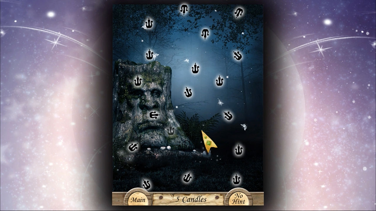 Hidden Garden Midnight screenshot