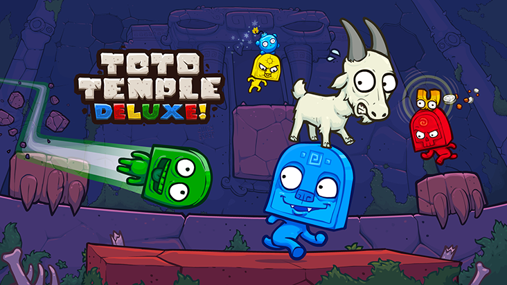 Toto Temple Deluxe: OUYA Edition