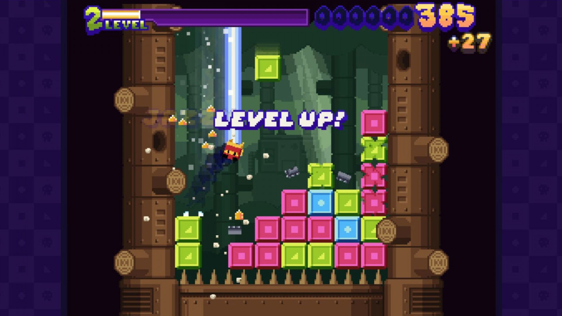 Super Puzzle Platformer Deluxe screenshot