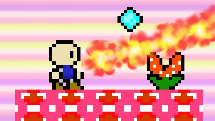 Super Pyro Runner