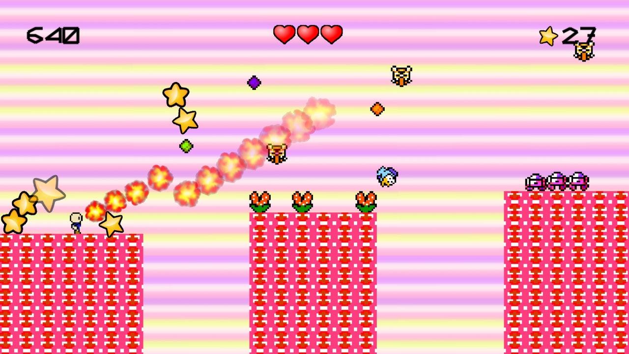 Super Pyro Runner screenshot