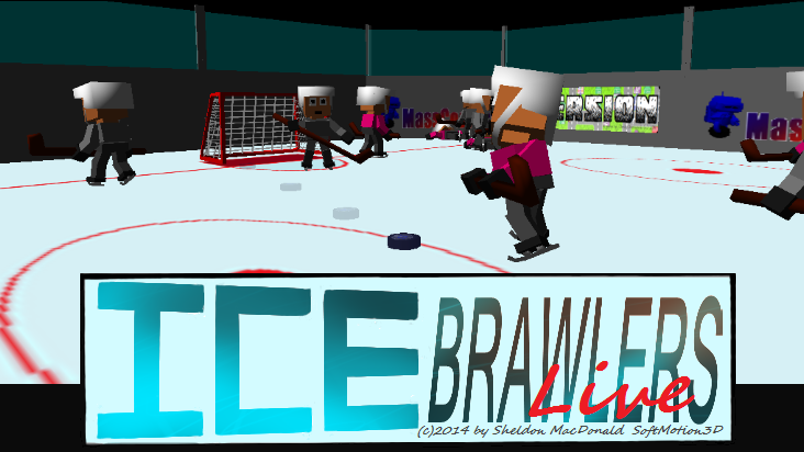 Ice Brawlers Live