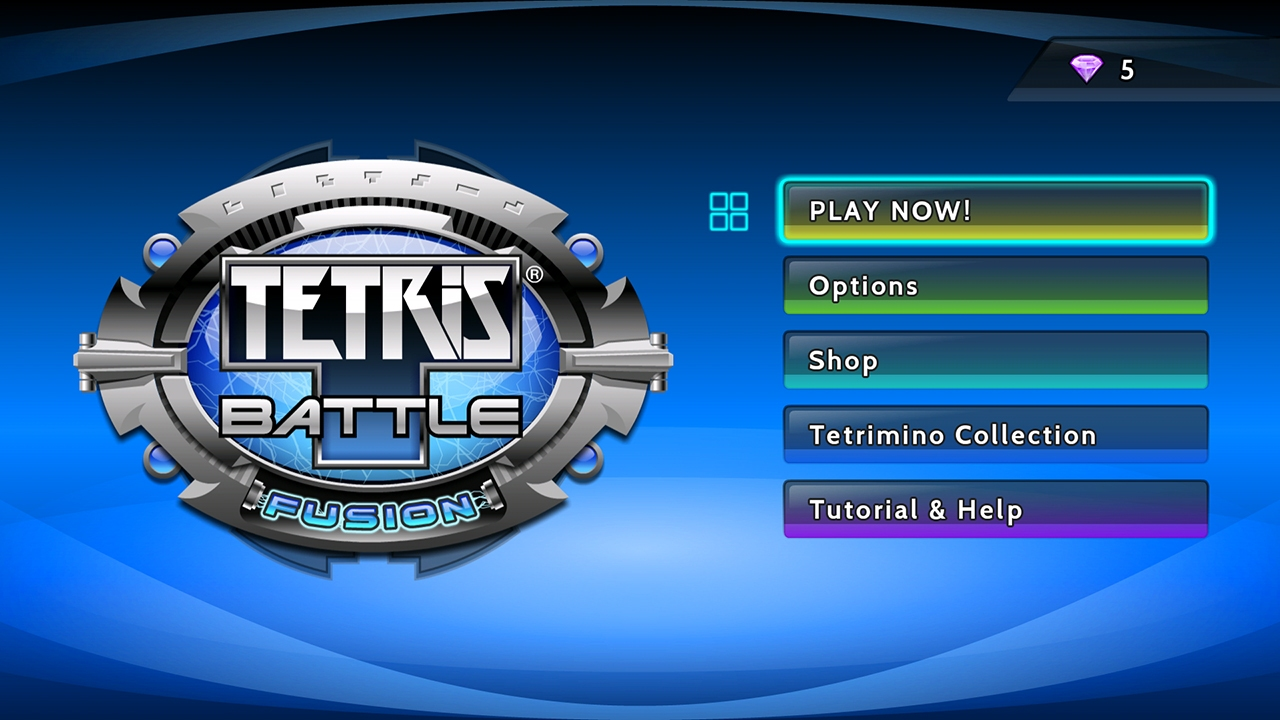 Tetris Battle Fusion screenshot