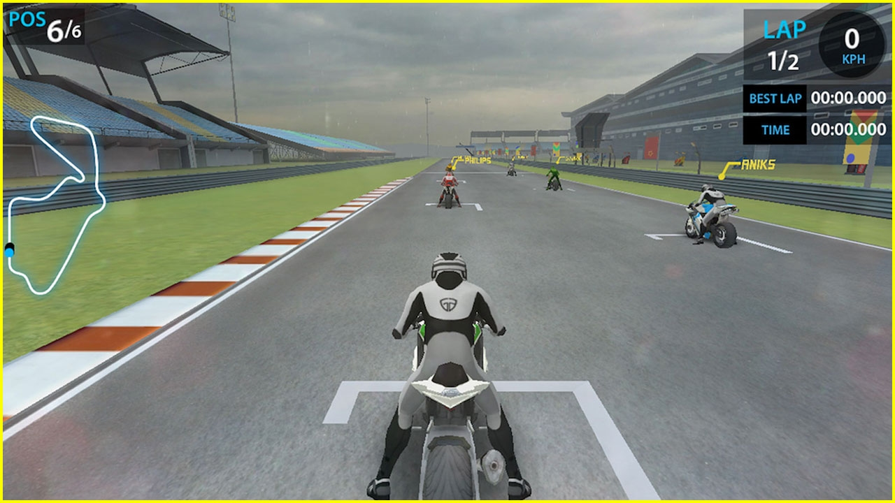 Speed Rush screenshot